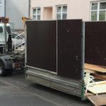Entrümpelung mit Container in Köln