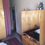 Schlafzimmer bei einer Haushaltsauflösung