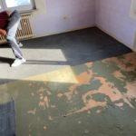 Auch Teppich entfernen gehört zu unseren Aufgaben